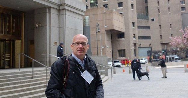 Hürriyet gazetesi New York temsilcisi gözaltına alındı