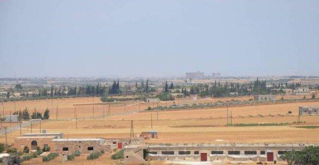 IŞİD kuşatmasındaki Minbiç'e girildi