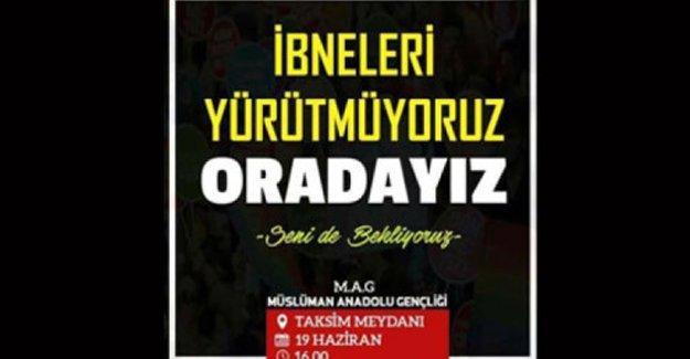 İstanbul Trans Onur Yürüyüşü'ne tehdit!