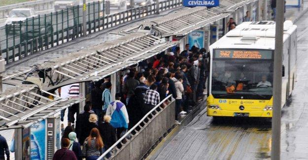 İstanbul'da toplu taşımada 'bayram indirimi' belli oldu