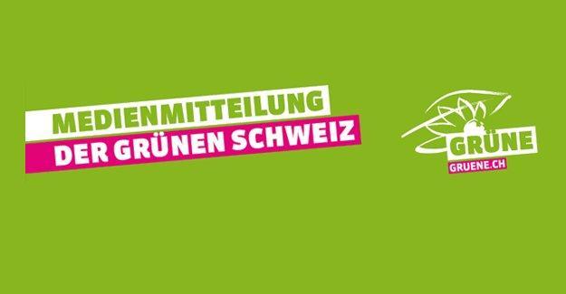 İsviçre Yeşiller Birliği dokunulmazlıkların kaldırılmasını kınadı