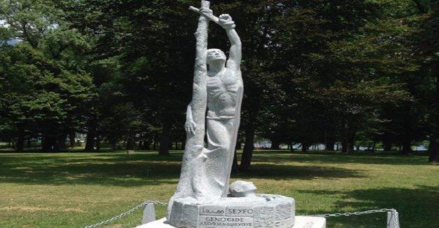 İsviçre'de Seyfo Anıtı'nın açılışı yapıldı