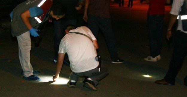 İzmir Bayındır'da roketatarlı saldırı