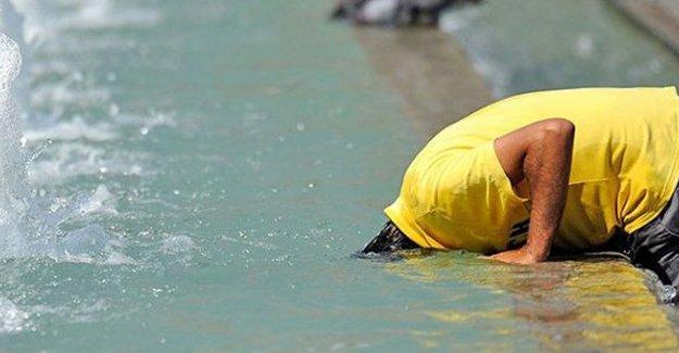 İzmir'e sıcaklık uyarısı: Sokağa çıkmayın