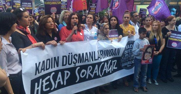 """Kadınlardan Erdoğan'a: """"Kadın kadındır, yarım aklındır"""""""