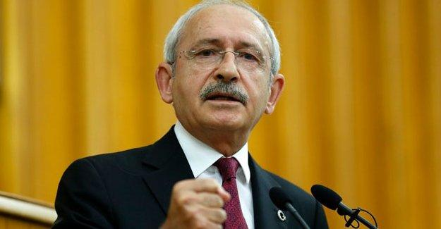 Kılıçdaroğlu: 3 aydın tutuklandı, teröre yardım yataklık yapanlar Ankara'da