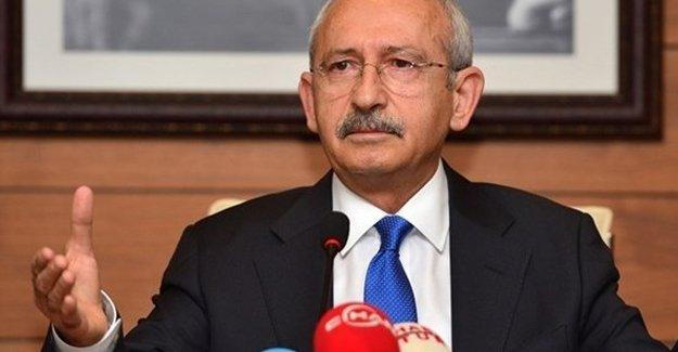 Kılıçdaroğlu: TC devleti yok, AKP devleti var