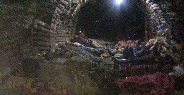 Kilimli'de 282 madenci işten çıkarıldı