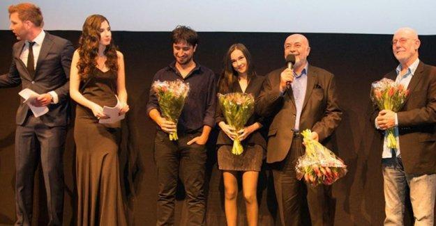Kırmızı Lale Film Festivali başladı