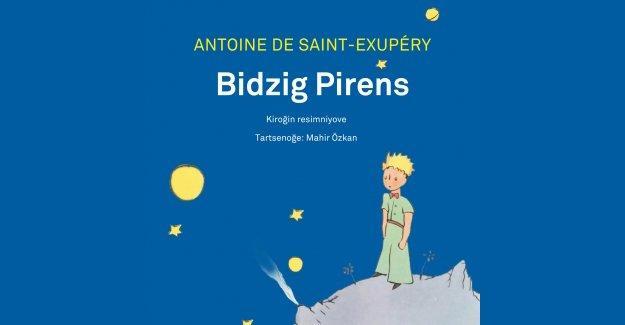 'Küçük Prens' Hemşince'ye çevrildi: 'Bidzig Pirens'
