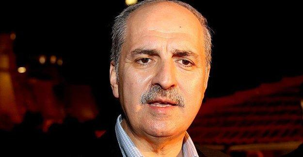 Kurtulmuş: Türkiye'de maalesef bir zulüm tarihi oldu
