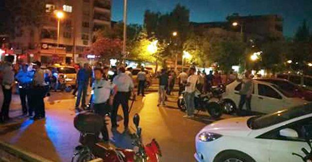 Kuşadası'nda HDP'lilere ırkçı saldırı