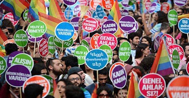 LGBTİ Onur Haftası basın açıklamasına Valilik'ten yasak!