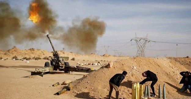Libya güçleri 'IŞİD'in kalesi' Sirte'ye girdi