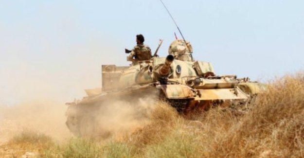 Libya: Sirte limanı 'IŞİD'den geri alındı'