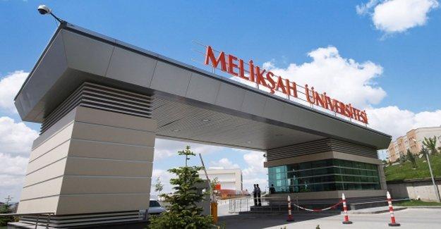 Melikşah Üniversitesi'nin 100 personeli için yakalama kararı