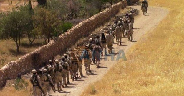 Minbic'e bağlı 6 köy daha IŞİD'in elinden alındı