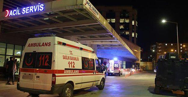 Nusaybin'de patlama: 1 astsubay hayatını kaybetti