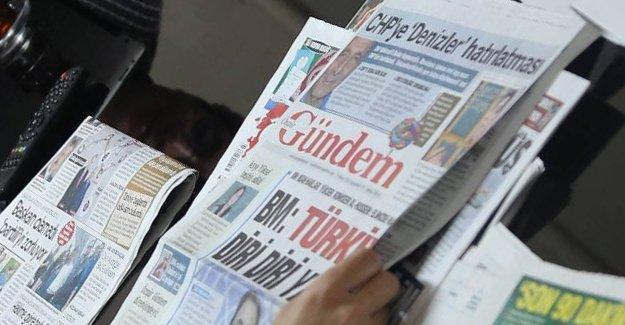 Özgür Gündem'den Fincancı, Nesin ve Önderoğlu'nun tutuklanmasına ilişkin açıklama