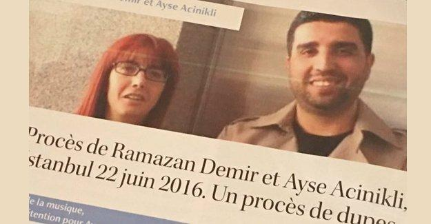 Paris Barosu'ndan tutuklu 2 ÖHD'li avukata onursal üyelik