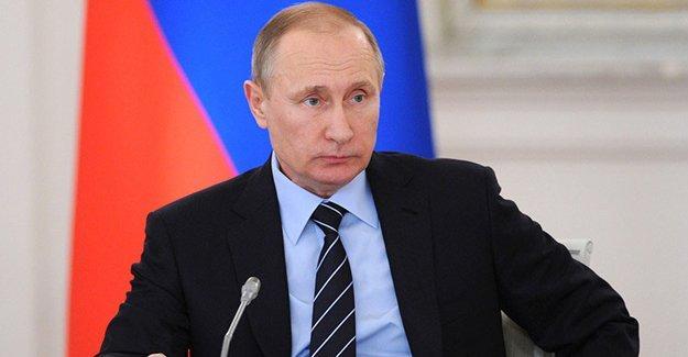 Putin'den 'Halep'te siviller var' eleştirilerine: O zaman Musul ve Rakka'ya da dokunmayalım