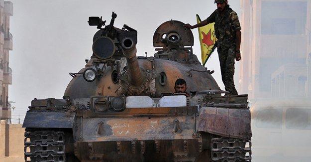 'ABD YPG'ye desteğini durdurdu' iddiası