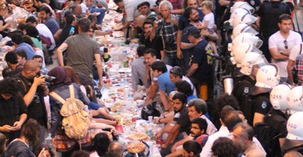 Ramazan'da Yeryüzü Sofraları'nda buluşacaklar