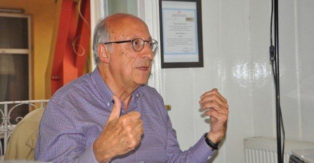 Rıza Türmen: AKP Türkiyesi'ne bir alternatif üretmek lazım
