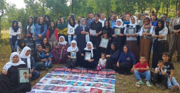 Roboski aileleri: Bir kez daha vurulduk