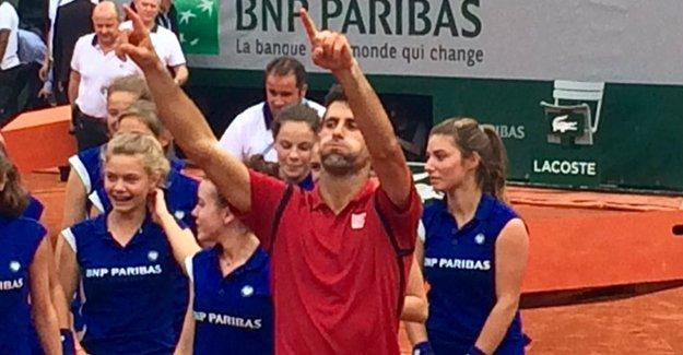 Roland Garros'da şampiyon Djokovic