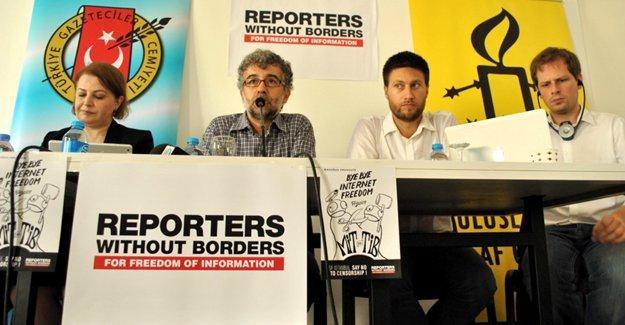 RSF Doğu Avrupa ve Merkez Asya Temsilcisi: Tutuklamalar utanç verici