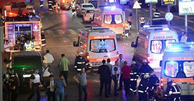 Saldırıda yaşamını yitirenler için 1 günlük 'yas' ilan edildi