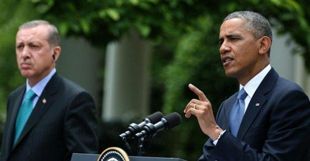 Saldırıyla ilgili Obama'dan Erdoğan'a telefon ve taziye mesajı