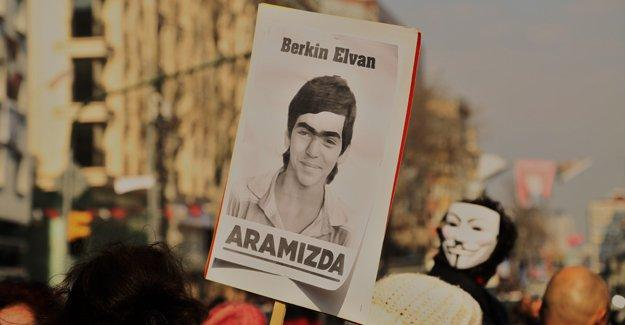 Sami Elvan: Berkin Türkiye'ye büyük umutlar verdi