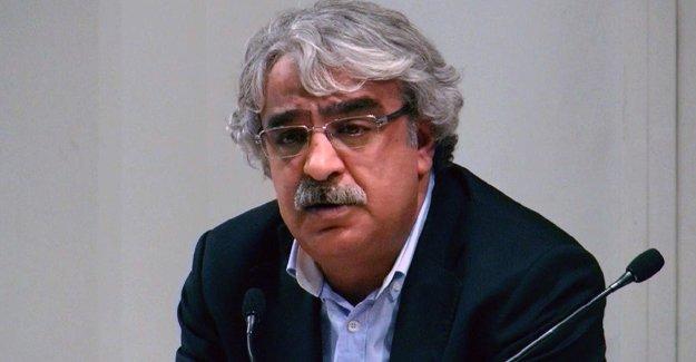 Sancar açıkladı: Dokunulmazlık yargılamaları başlıyor, HDP ne yapacak?