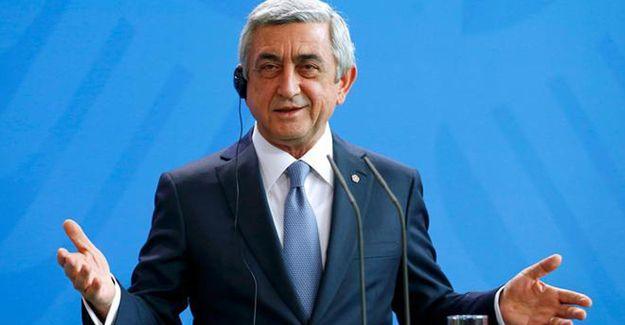 Sarkisyan'dan Alman Meclisi'ne çağrı