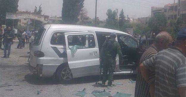 Sayfo katliamının yıldönümünde Kamışlo'da bombalı saldırı