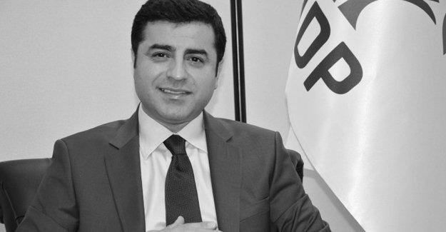 Selahattin Demirtaş, İrfan Aktan'a bir yılın muhasebesini yaptı