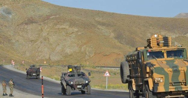 Siirt'te 12 bölge 'özel güvenlik bölgesi' ilan edildi