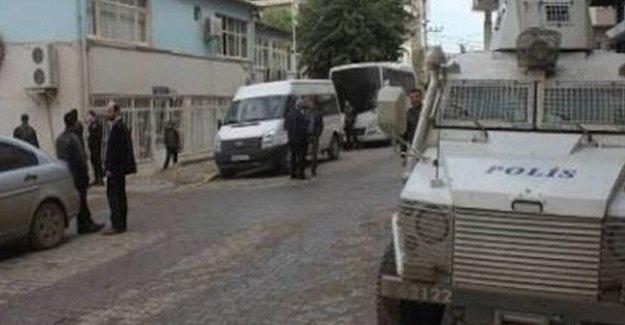 Siirt'te DBP ve HDP operasyonu: 6 gözaltı