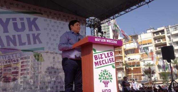 'Syriza' davası: HDP'li yöneticilere hapis cezası verildi