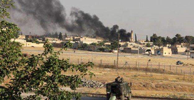 Tel Abyad'da bombalı saldırı: 8 sivil yaşamını yitirdi