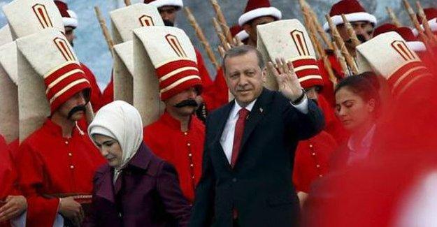 Times: Erdoğan, Osmanlı Devleti'ni yeniden kurmayı amaçlıyor