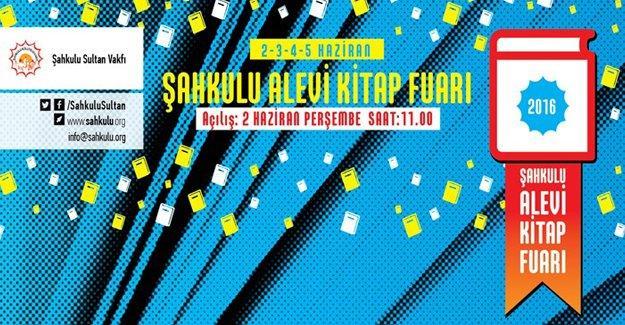Türkiye'de ilk kez Alevi Kitap Fuarı açıldı