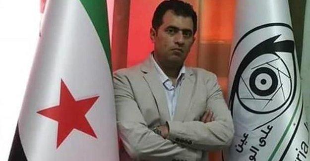 Urfa'da Suriyeli gazeteci silahlı saldırıya uğradı