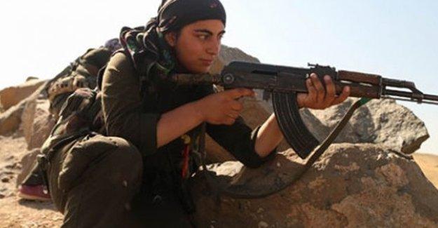 YPJ'li Kürt kadınları anlatan belgesel ödül aldı