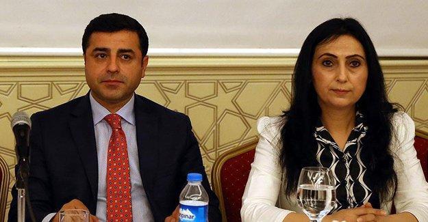 Yüksekdağ ve Demirtaş'tan saldırıya tepki: Sorumlu destek verenlerdir