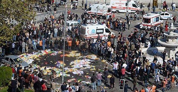 10 Ekim Ankara Katliamı'nın ilk duruşması 7 Kasım'da