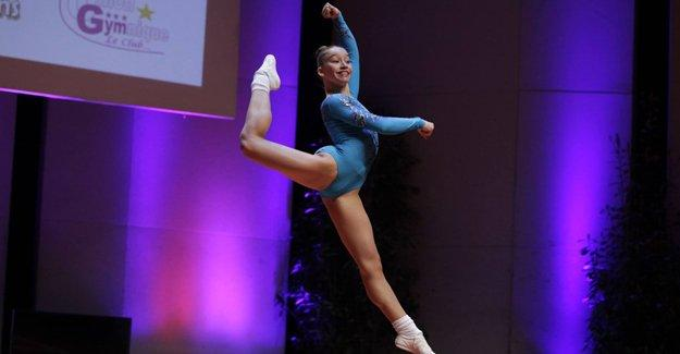 15 yaşındaki jimnastikçi Ayşe Begüm dünya şampiyonu