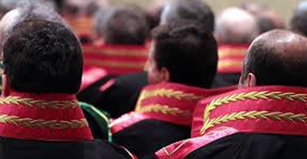 2 bin 745 hakim ve savcı için gözaltı kararı!